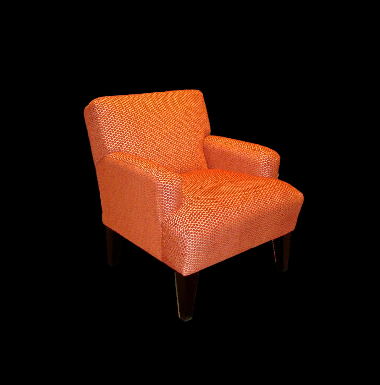 Randi Accent Club Chair