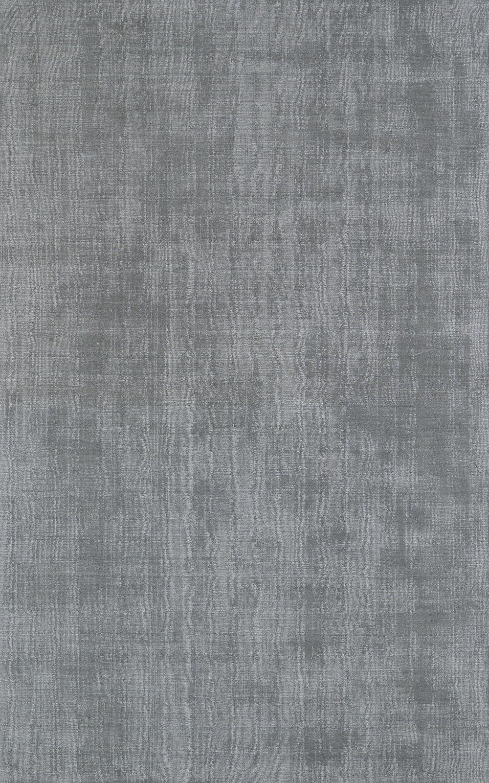Laramie Silver Hand Loomed Wool Amp Viscose Yarns Rug