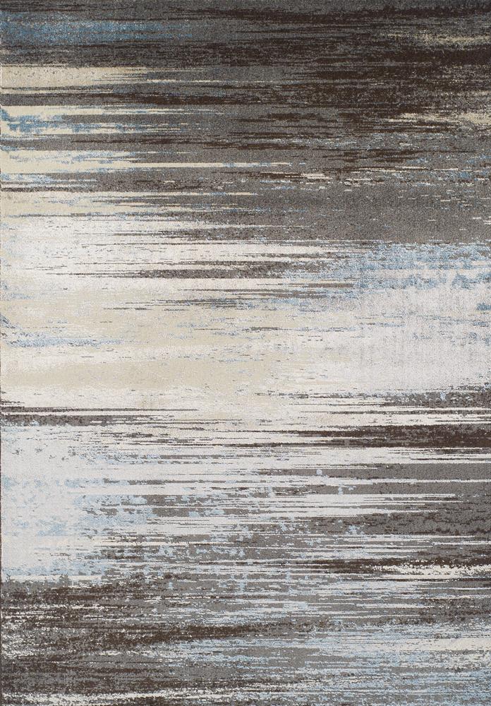 Lavita Multi Polypropelene Yarn Woven Rugs Transitional