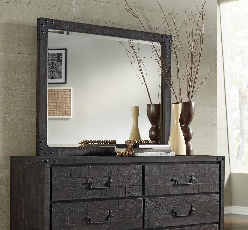 Laramie Wood Platform Bedroom Collection