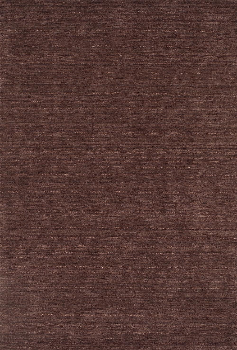 Rafia Plum Gabbeh Dyed Wool Rug Textured Plush Rugs