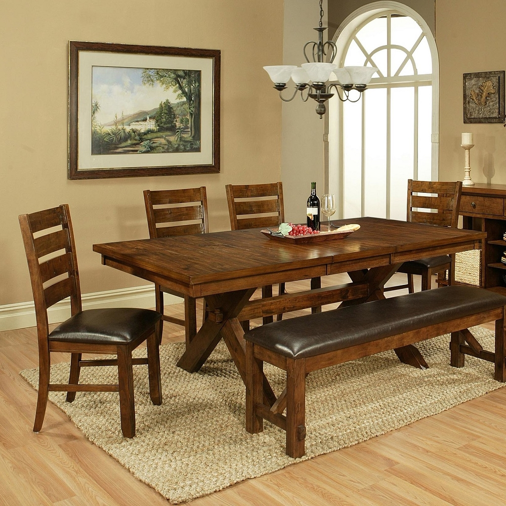 whalen xenia 7 piece dining set images