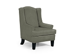 Andrea Wing Back Accent Chair