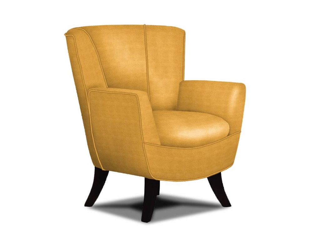 dominic cocoa accent chair main