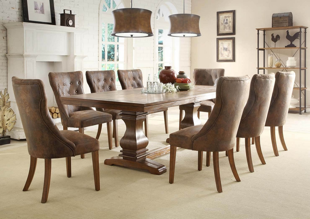 Marie Louise 7 Piece Dining Set