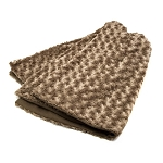 Omari Brown Throw Blanket