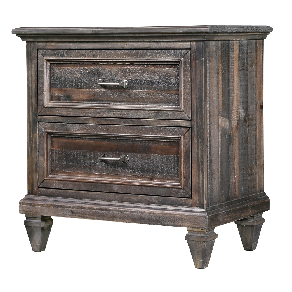 Calistoga 2 Drawer Nightstand