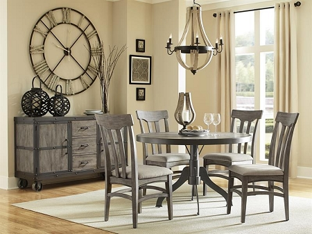 Warren Round 5 Piece Dining Set