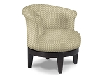 Addison Round Swivel Accent Chair