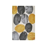 Amber Puzzle Gel Coat Printed Canvas
