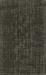 Laramie Charcoal  - Hand Loomed Wool & Viscose Yarns Rug