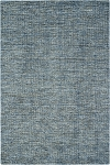 Toro Denim Premium Cut Viscose and Loop Pile Wool Rug