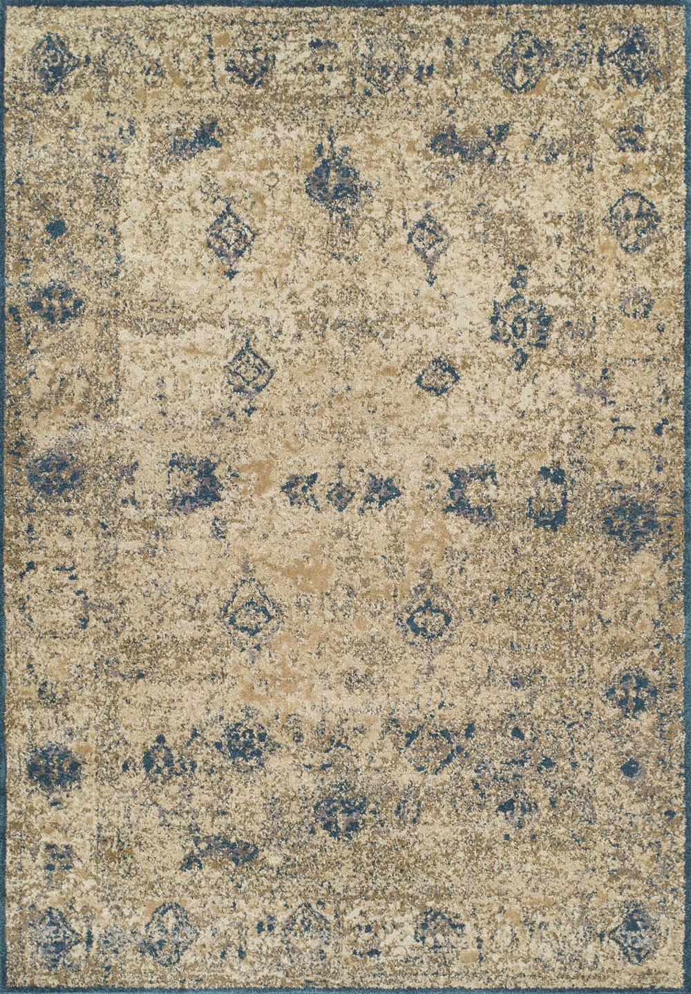 Antiquity Grey Vintage Art Silk Amp Polypropylene Rug Soft