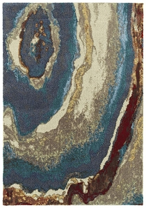 Geode Formations Rug by Dalyn Rugs