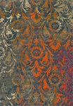 Antiquity Multi Color Art Silk & Polypropylene Rug