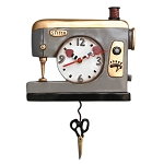 Back Sticked Pendulum Wall Clock by Allen Designs