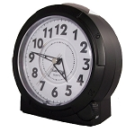 Yale Alarm Clock Black and White